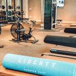 liberty harbor east fitness center