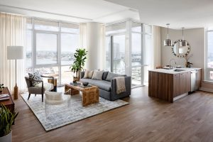 liberty apartment