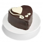 whole foods chocolate heart cake