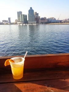 cocktail - orange crush